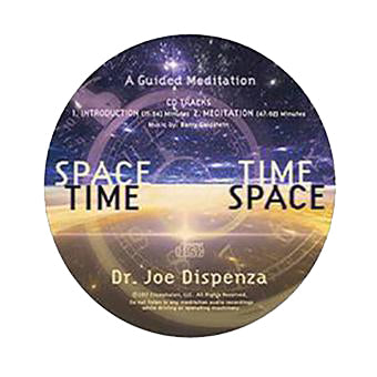 Space-Time, Time-Space by Dr Joe Dispenza (Meditation CD)