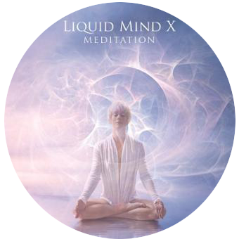 Liquid Mind X: Meditation by Chuck Wild (Music Compilation CD)