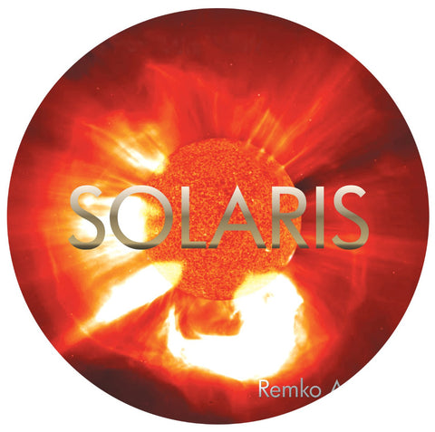 Solaris by Remko Arentz (Music Compilation CD)