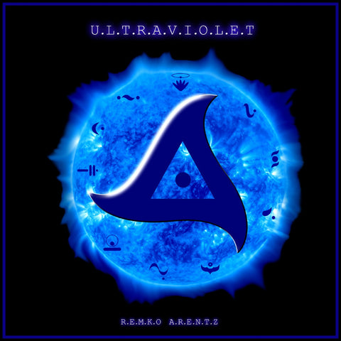 Ultraviolet by Remko Arentz (Music Compilation)