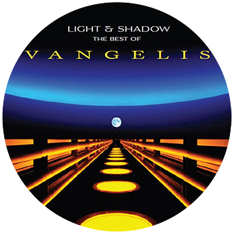 Light and Shadow by Vangelis (Music Compilation CD)