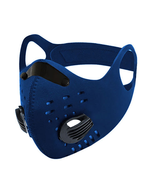 Ear Loop Breathing Washable 2 Valves Face Mask(1 fliter as gift)