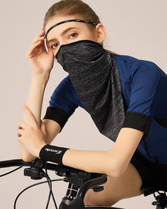 Ice Silk Breathable Triangle Bandanas