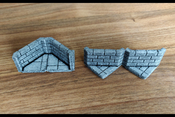 Diagonal Walls - Terrain Basics