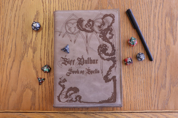 The Gothic - A5 Notebook