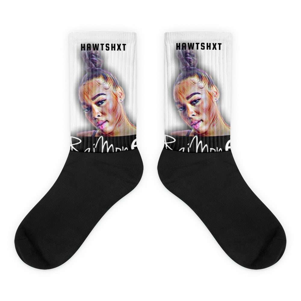 Lifesize Hawtshxt Socks