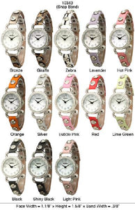 6 Snap on Watches
