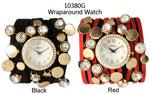 Load image into Gallery viewer, 6 Geneva Wraparound Watches