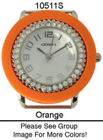 Load image into Gallery viewer, 6 Solid Bar Watch Faces