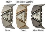 Load image into Gallery viewer, 6 Geneva Bracelet Style Watches