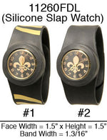 Load image into Gallery viewer, 6 Silicone Slap On Watches