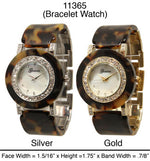 Load image into Gallery viewer, 6 Geneva Women Bracelets Style Watches