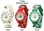 Load image into Gallery viewer, 6 Children's Silicone Strap Band Watches