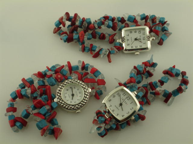 12 Beaded Watches