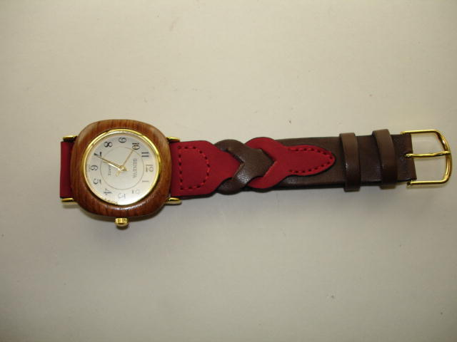 12 Wood Case Watches
