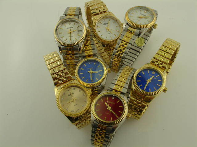 50 Womens Stretch Classic Style Watches