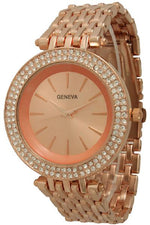 Load image into Gallery viewer, 6 Geneva Closed Band Watches