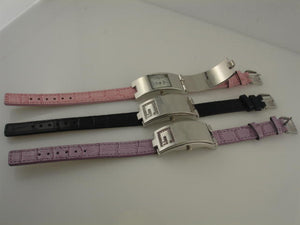 12 buckle strap watches