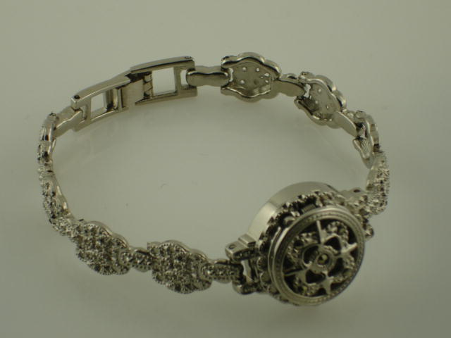 6 Marcasite bracelet watches