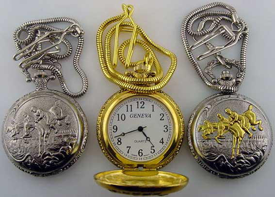 12 Pocket Watches