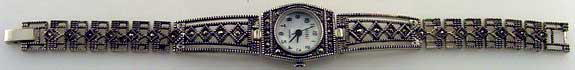 6 Womens Marcasite watches
