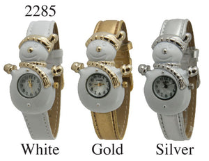 6 Narmi Womens Strap Watches