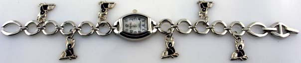 6 Womens Charm Watches