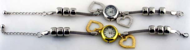 6 Womens lobster bracelet watches
