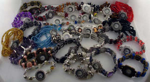 50 Assorted Beaded  Watches