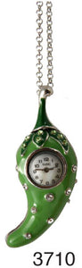 6 pepper pendant watches