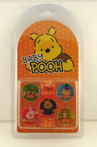 6 Winnie the Pooh watches