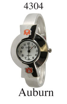 3 Auburn Licensed Collegiate Watches