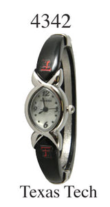 3  Texas Tech Licensed Collegiate Watches
