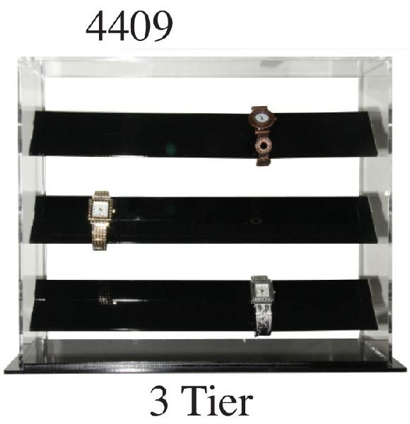 1 Three Tier Watch Display