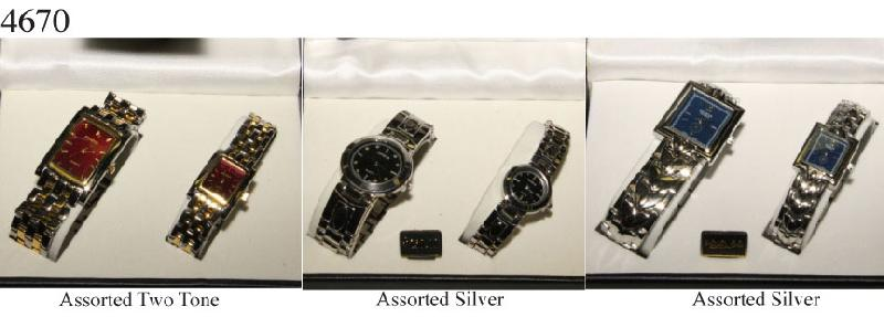 6 His and Hers Gift Sets