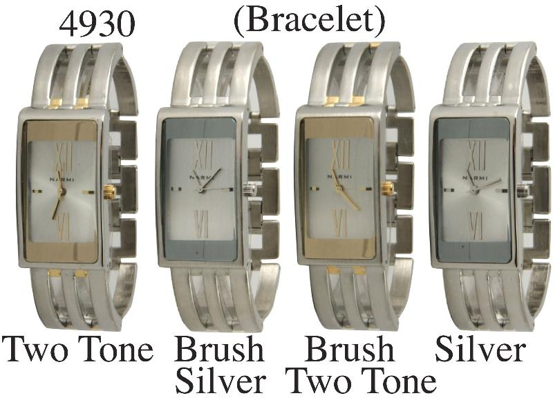 6 Bracelet Style Watches