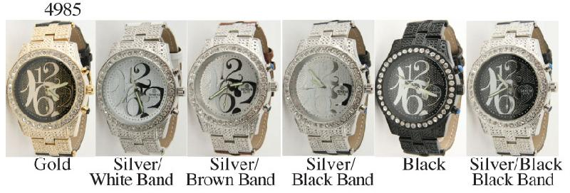 6 Mens Ice Watches