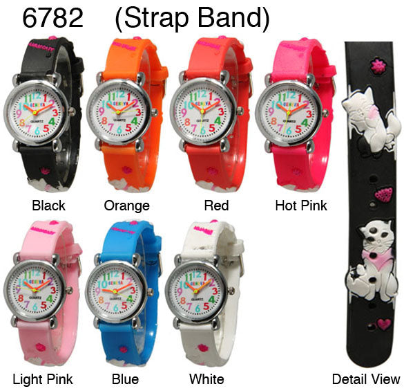 6 Children's Watches