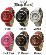 Load image into Gallery viewer, 6 Narmi Women Strap Band Watches