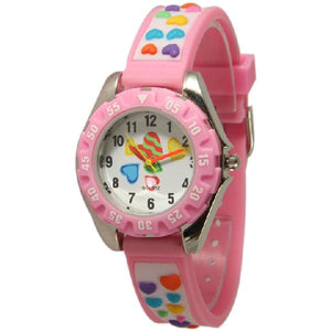 6 Children's Strap Band Watches
