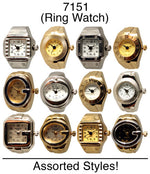 Load image into Gallery viewer, 50 Assorted Ring Watches