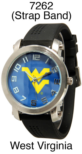 6 West Virginia Licensed Collegiate Watches