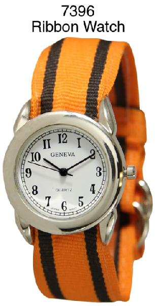 6 Geneva Ribbon Watches