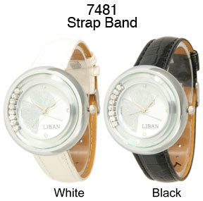 6 Strap Band Watches