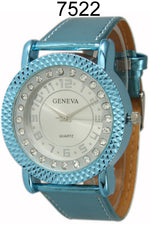 Load image into Gallery viewer, 6 Geneva Women's Strap Band Watches