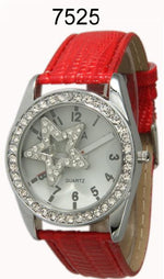 Load image into Gallery viewer, 6 Women's Strap Band Watches