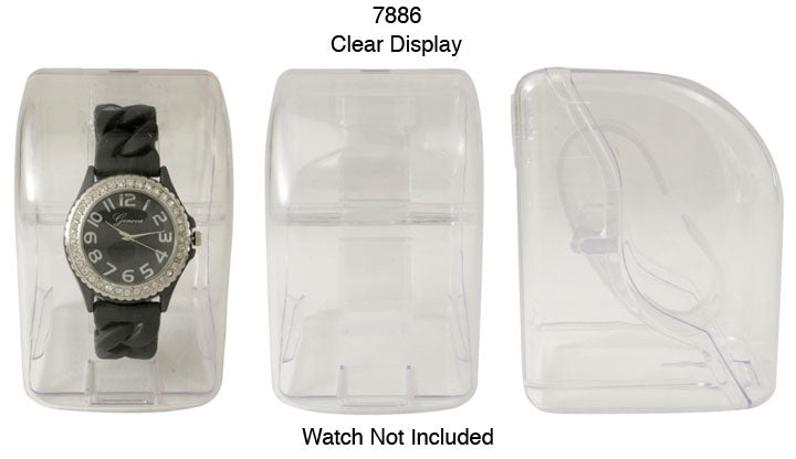 6 Clear Watch Displays