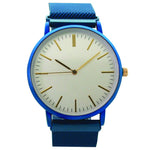 Load image into Gallery viewer, Large Face Mesh Watch 6pcs