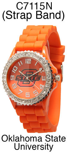 6 Oklahoma State Licensed Collegiate Watches