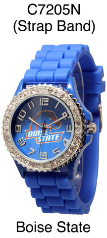 6 Boise State Licensed Collegiate Watches